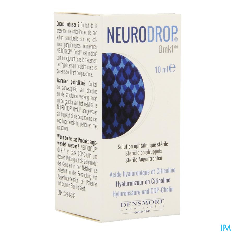 Neurodrop Sol Opthalm. Fl 10ml