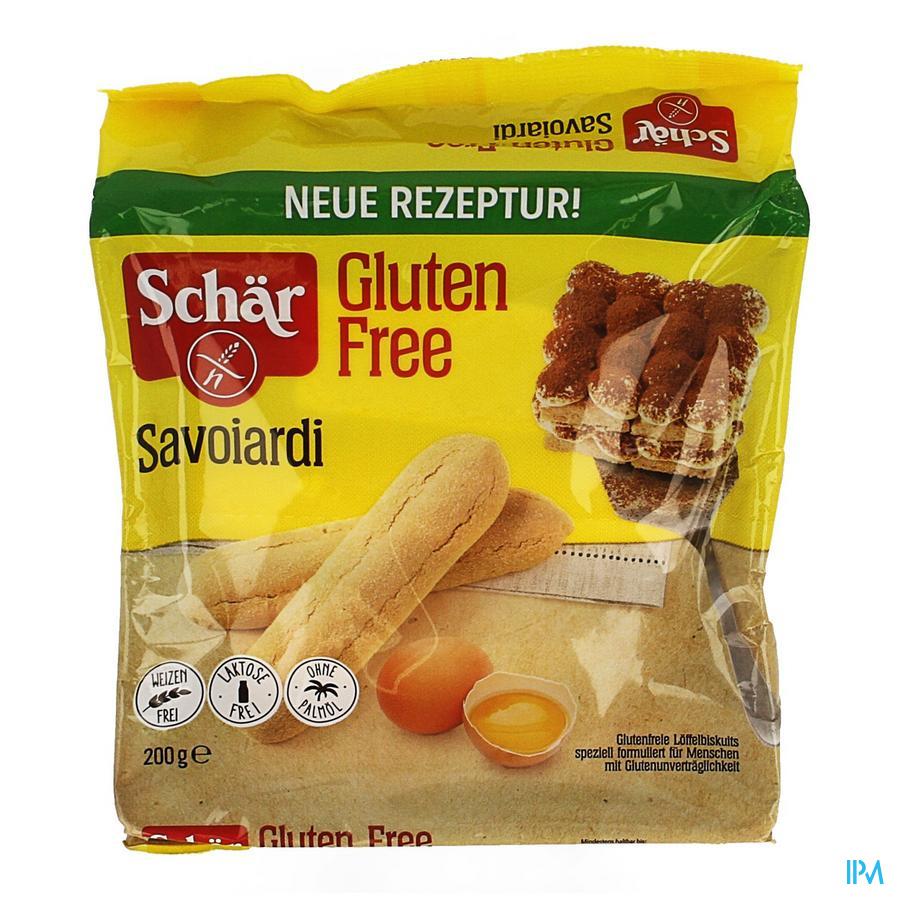 Schar Koekjes Savoiardi 200g Nf