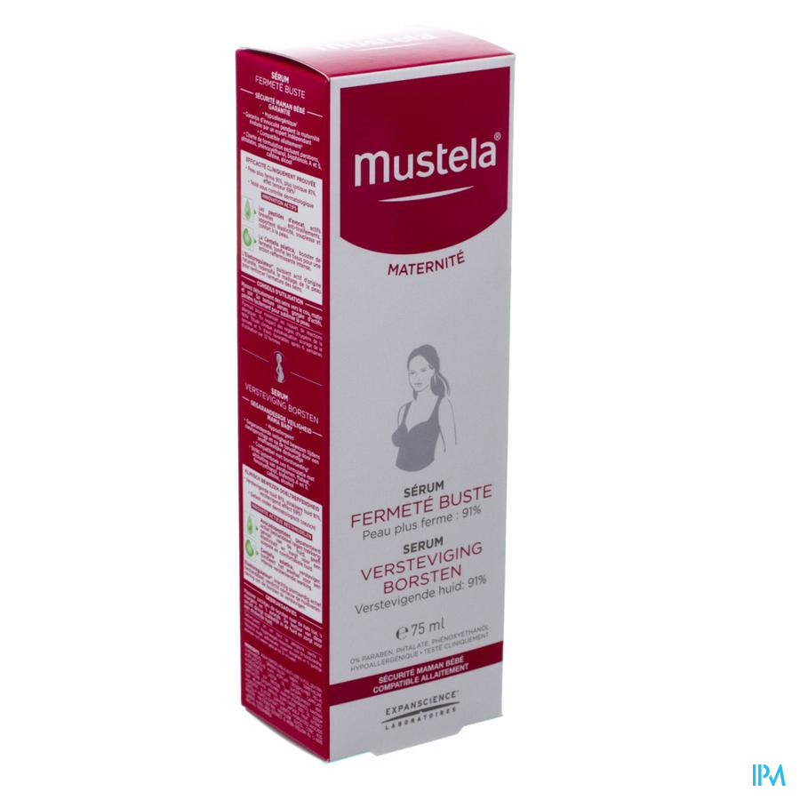 Mustela Mat Serum Versteviging Borsten 75ml