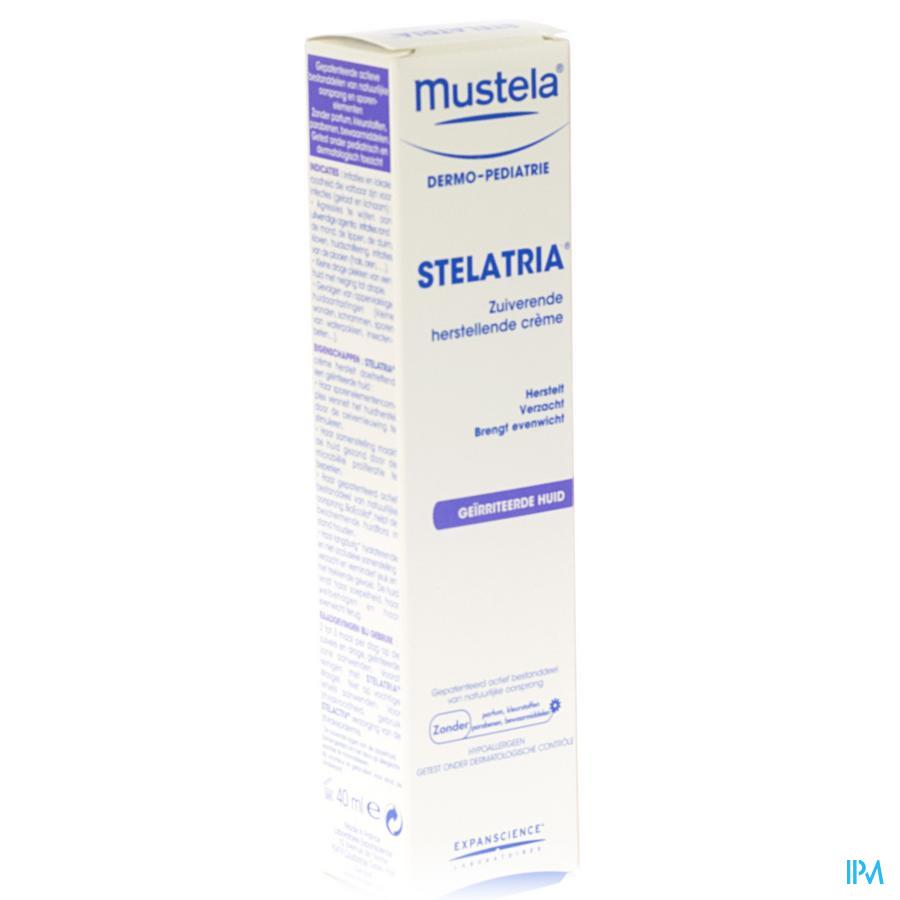 Mustela Dp Stelatria Cr Reparatr.assainis.tbe 40ml