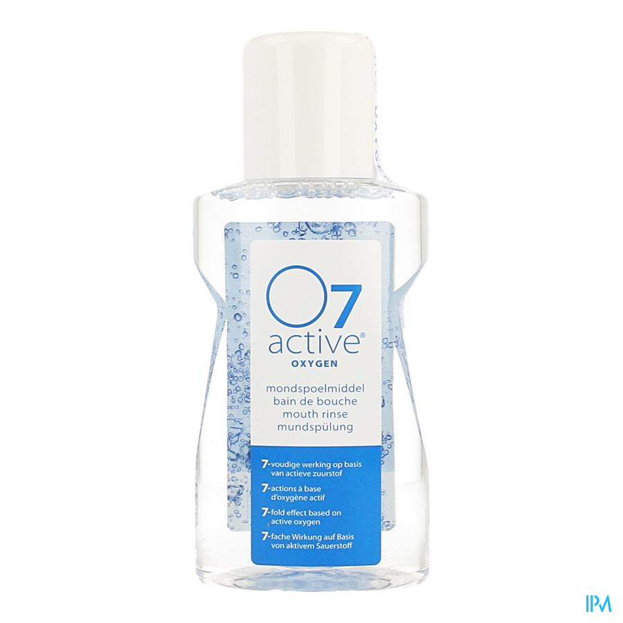 O7 Active Mondspoeling 250ml 0703