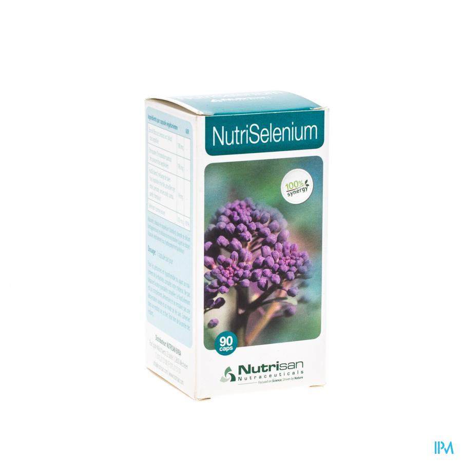 Nutriselenium Synergy 90 Vegecaps  Nutrisan