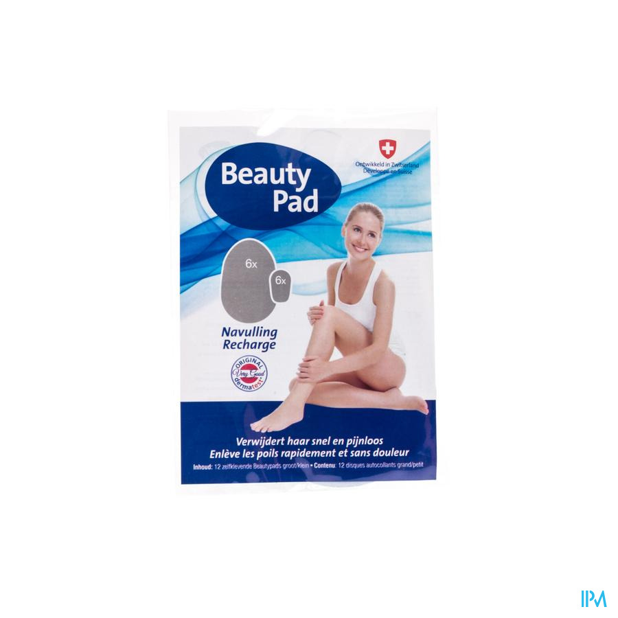 Beautypad Navulling