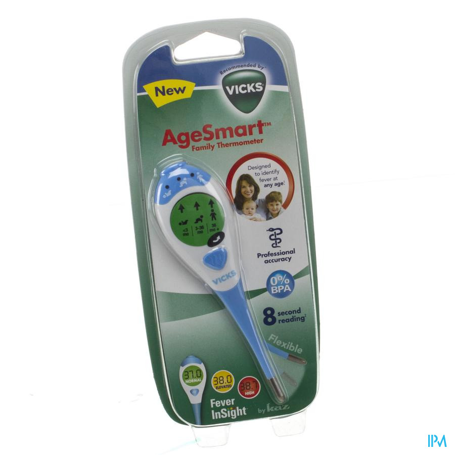 Vicks Thermometer Digitaal Vdt969eu
