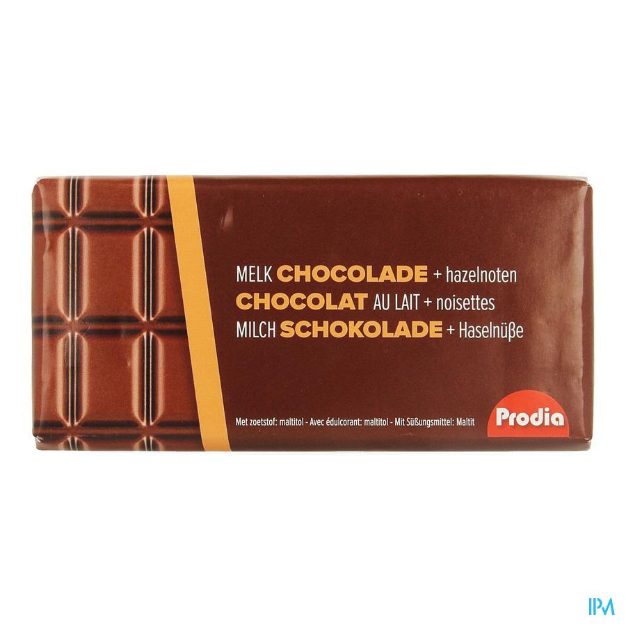 Prodia Chocolade Melk Noten 85 gr