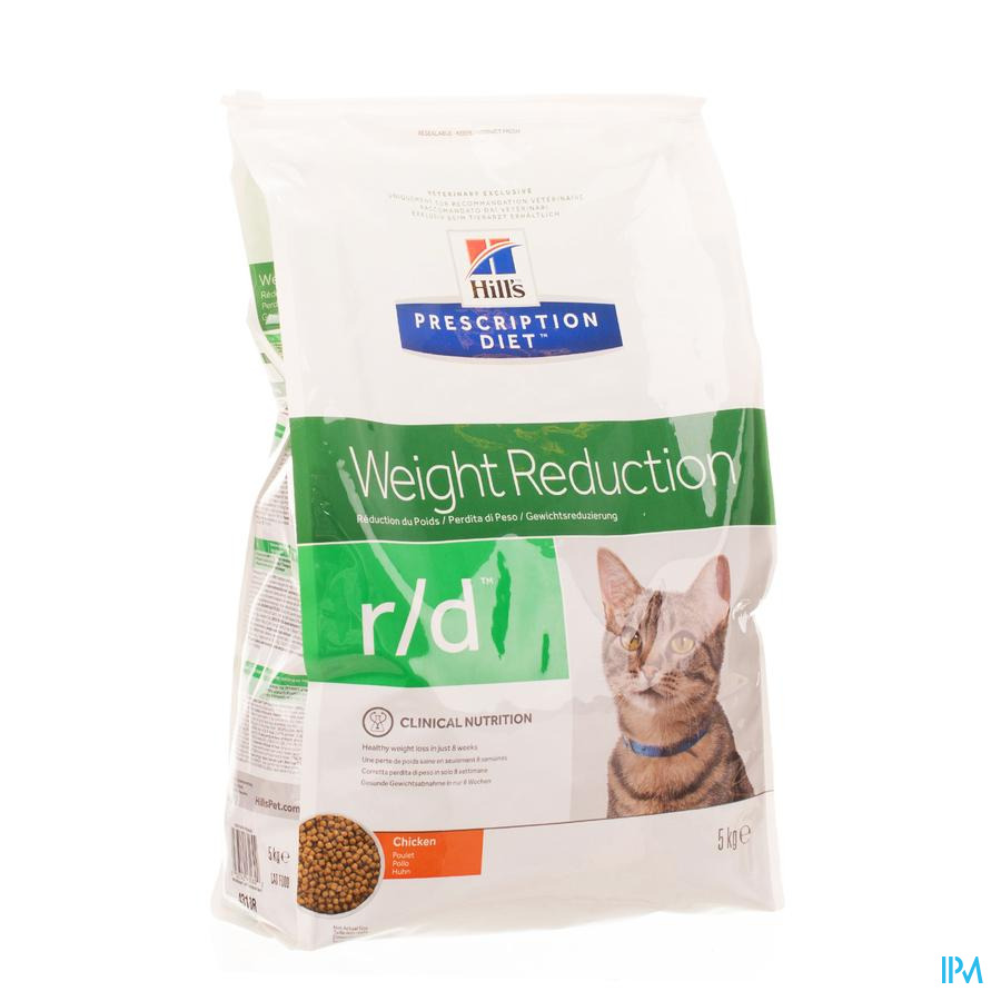 Hills Prescrip.diet Feline Rd 5kg 4318r