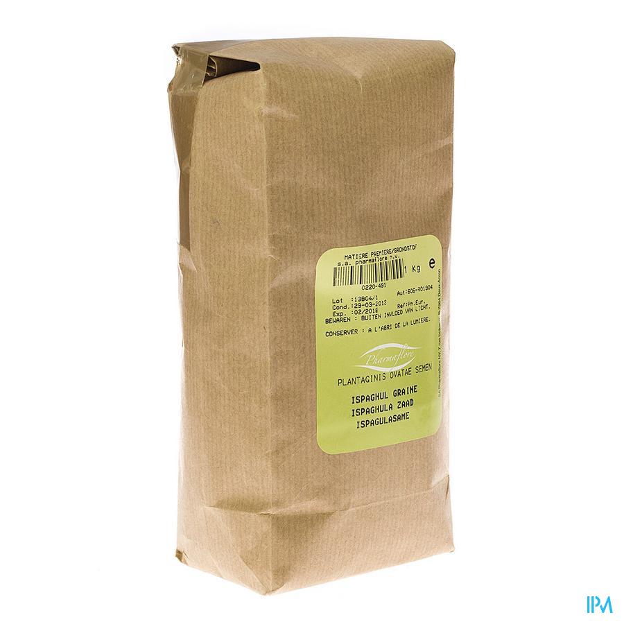 Ispaghul Graine 1kg Pharmafl