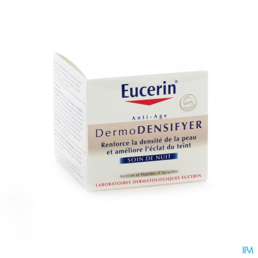 Eucerin Dermo Densifyer Nuit Creme Nf 50ml