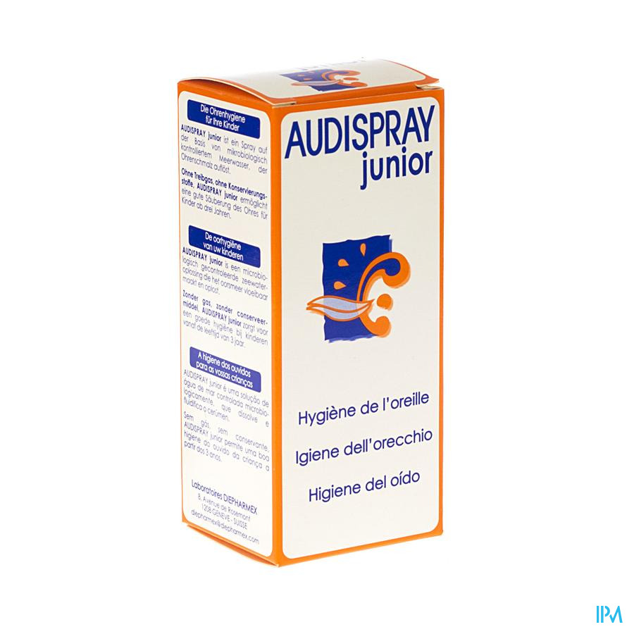 AUDISPRAY JUNIOR SPRAY 25ML