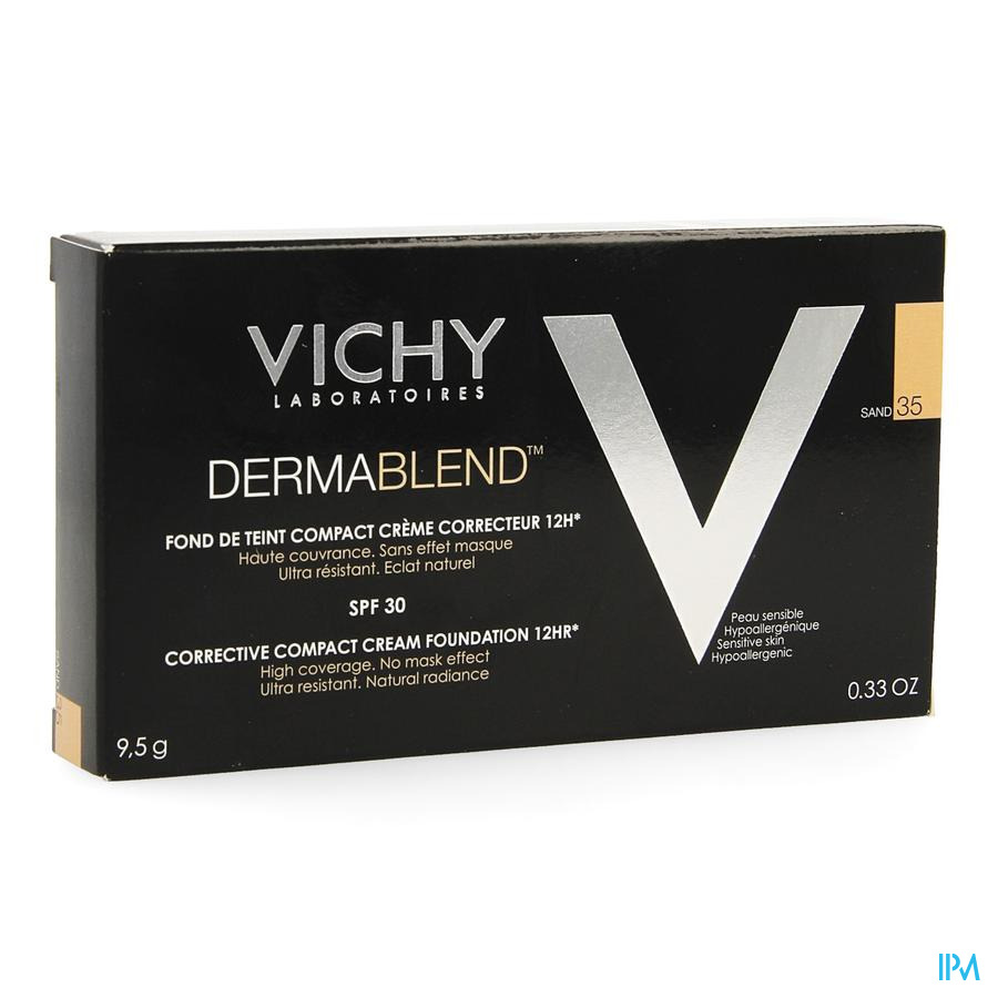 Vichy Fdt Dermablend Compact Creme 35 10g