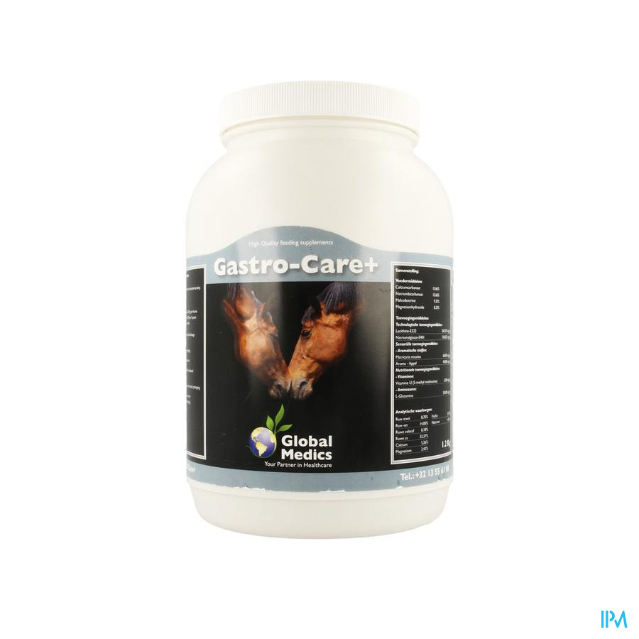 Gastro Care+ Chevaux Pdr 1,2kg