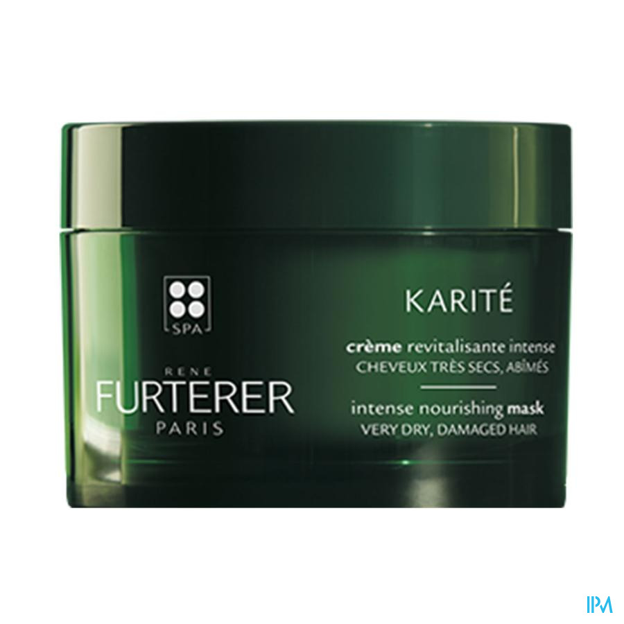 Furterer Karite Cr Revitaliserend Intens Pot 200ml