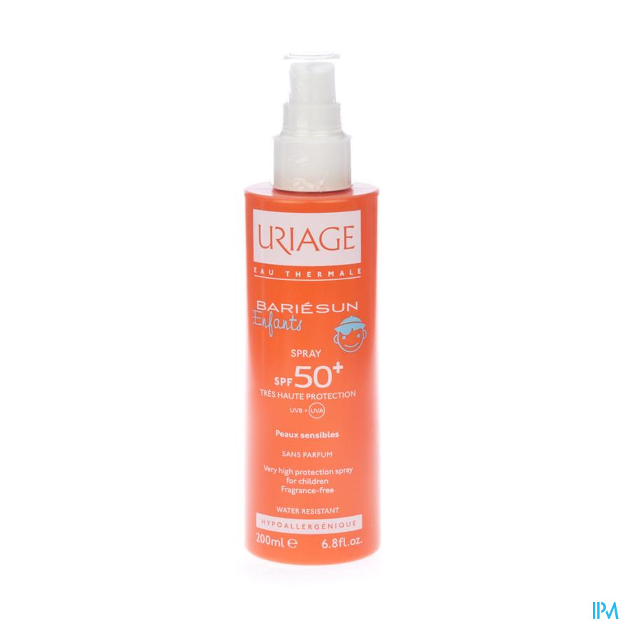 Uriage Bariesun Spray Ip50+ P Sens 200ml