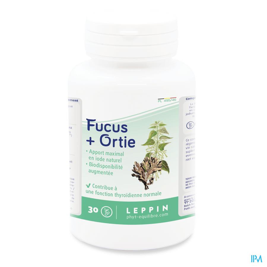 Leppin Fucus + Ortie Gel 30