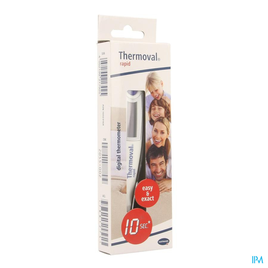 Thermoval Rapid 10sec-fth Thermometre 9250313