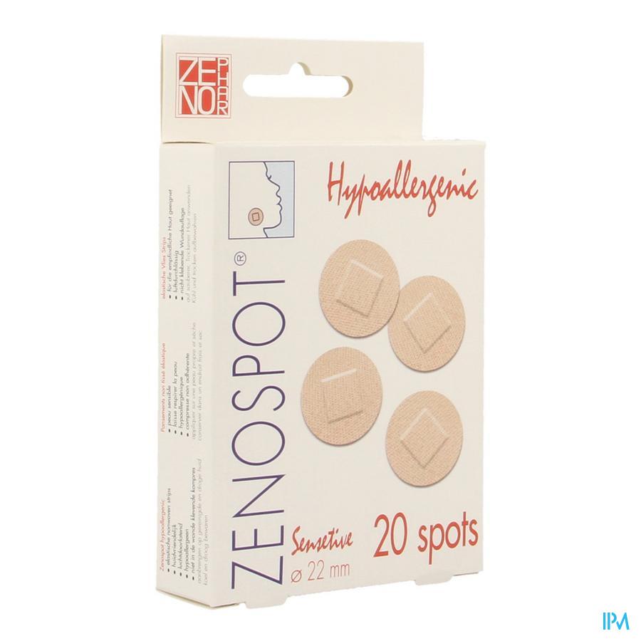 Zenospot 22mm 20 Sensitive Pleister