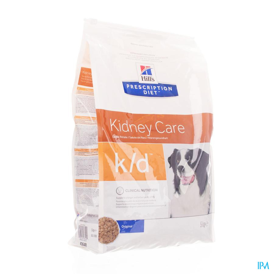 Hills Prescrip.diet Canine Kd 5kg 4364r