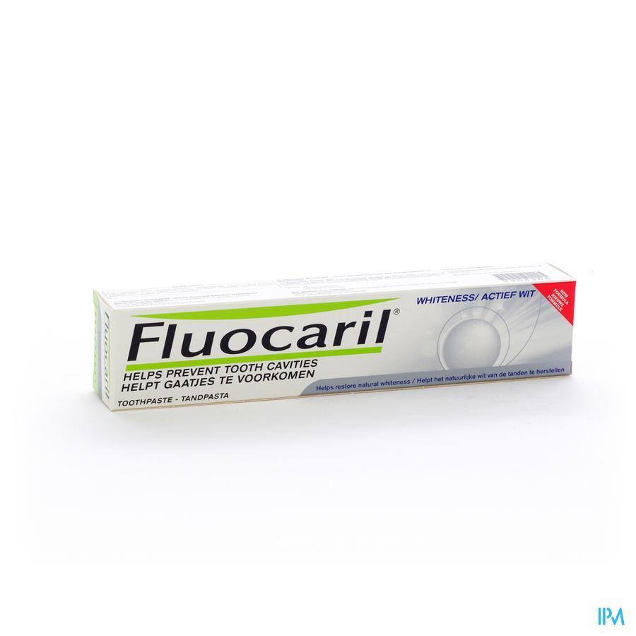 Fluocaril Whitening Tandpasta 75ml
