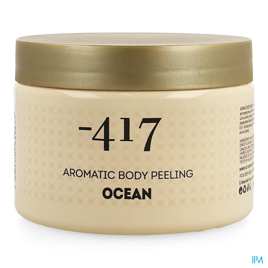 Minus 417 Aromatic Body Peeling Ocean 360ml