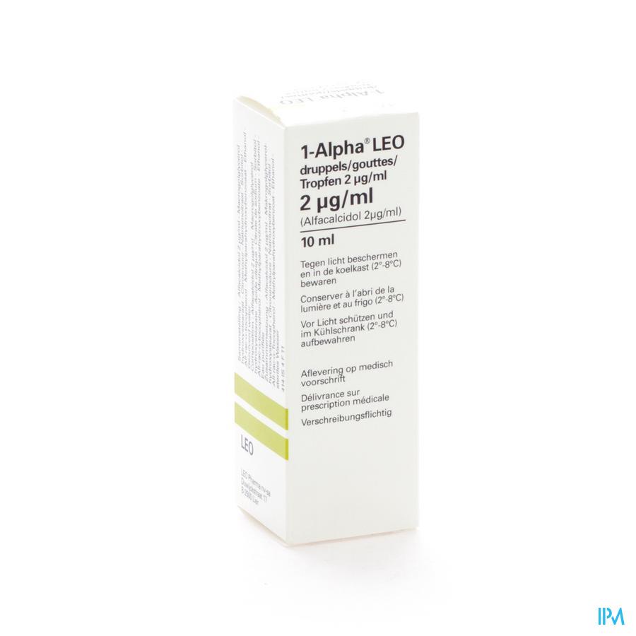 Alpha-1 Gutt 10ml 2 Ug/ml