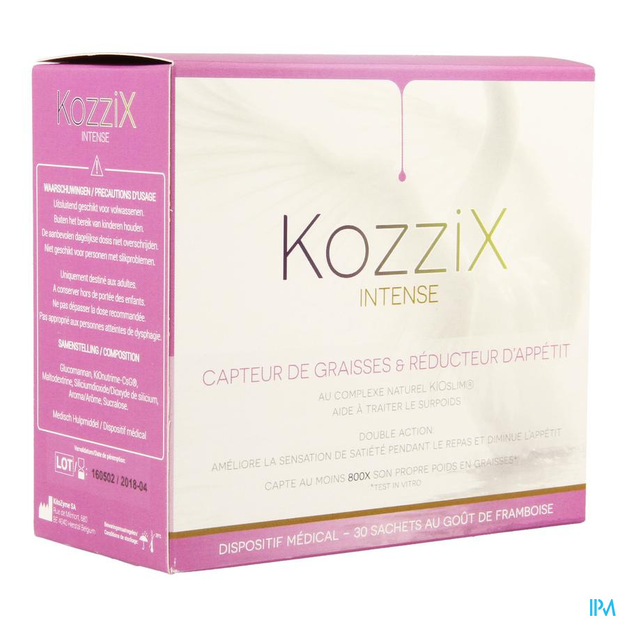 Kozzix Intense Sticks 30