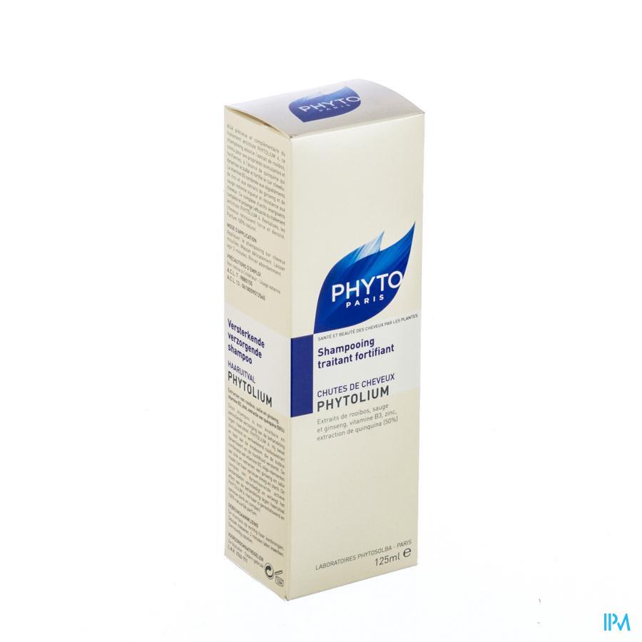 Phytolium Shampoo Energie Tube 125ml