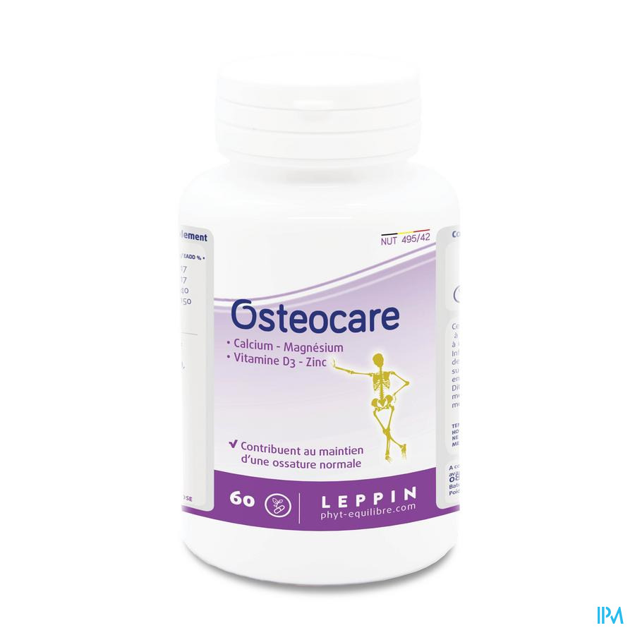 Leppin Osteocare Caps 60