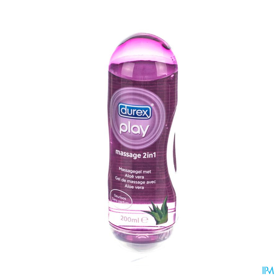 DUREX PLAY GEL MASSAGE 200ML