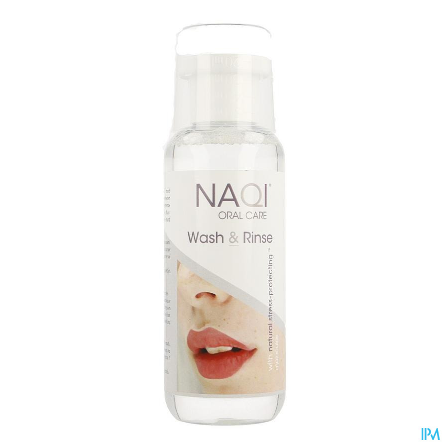 Naqi Oral Care Gel Wash & Rinse 250ml