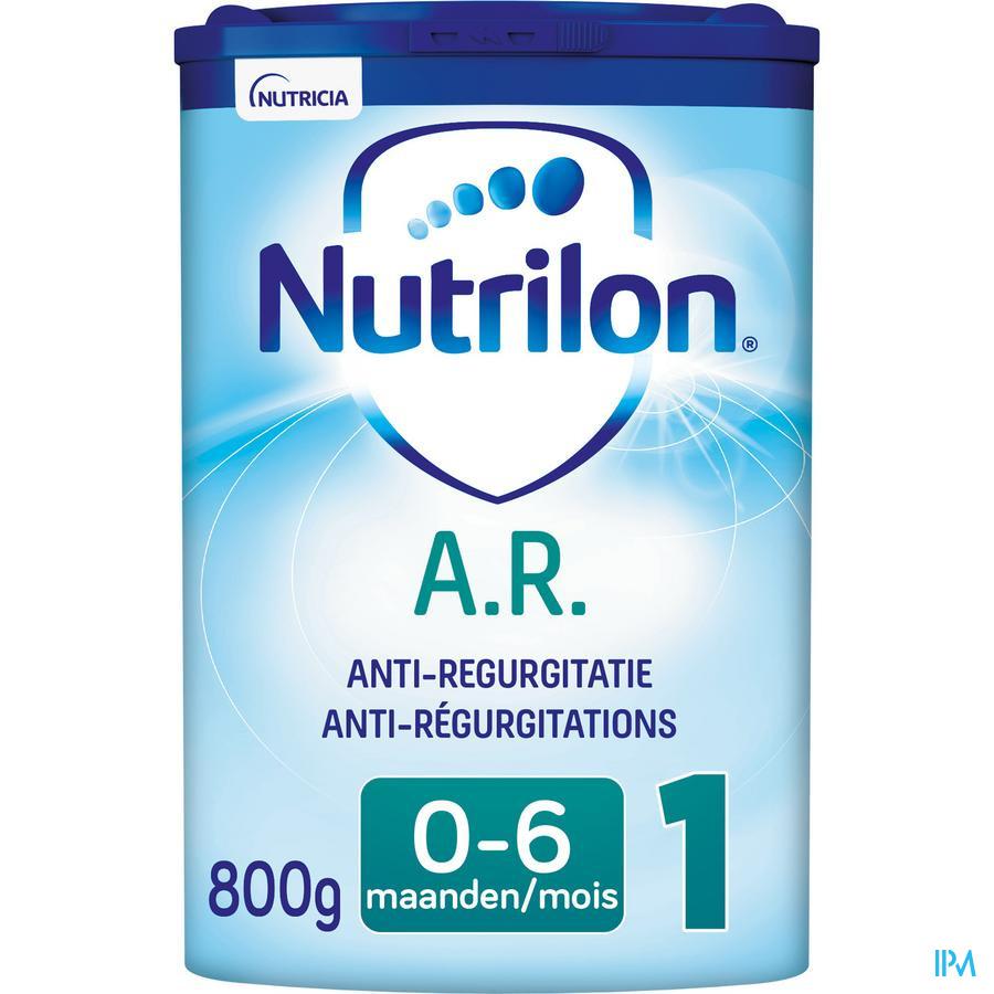 Nutrilon AR 1 poeder 800g Volledige zuigelingenvoeding