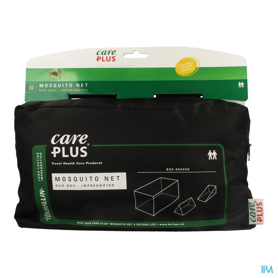 Care Plus Mosquitonet Combi Durallin 2pers Impreg.