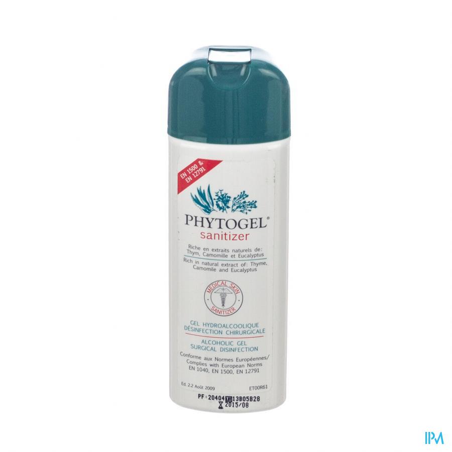 Phytogel Sanitizer Ontsmet. Handen 100ml