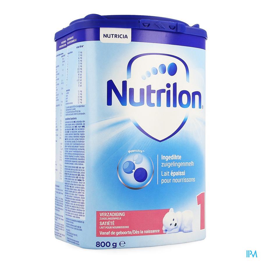 Nutrilon Zuigelingenmelk Verzadig. 1 Eazypack 800g