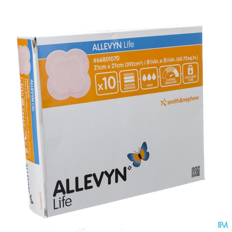 Allevyn Life Verb 21,0x21,0cm 10 66801070