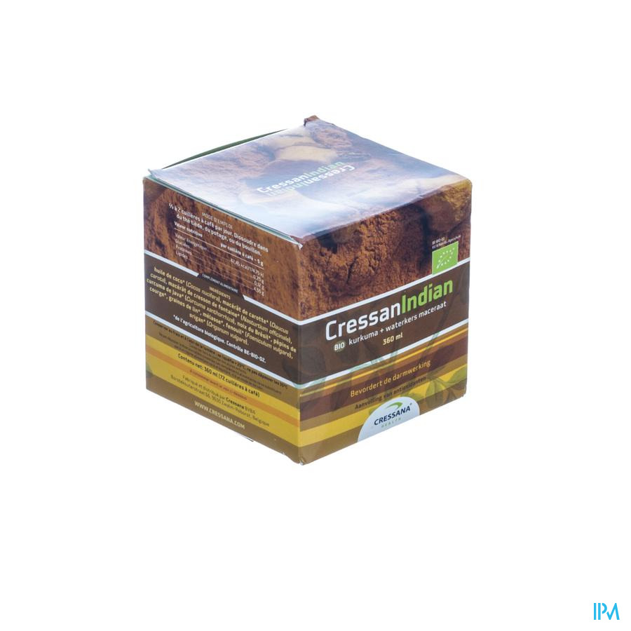 Cressan Indian Macer. 360 ml