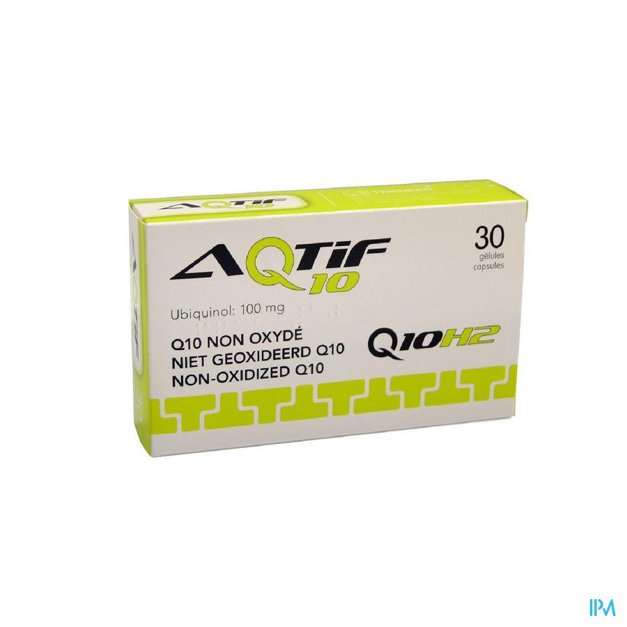 Aqtif 10 Nf 2 Caps 30