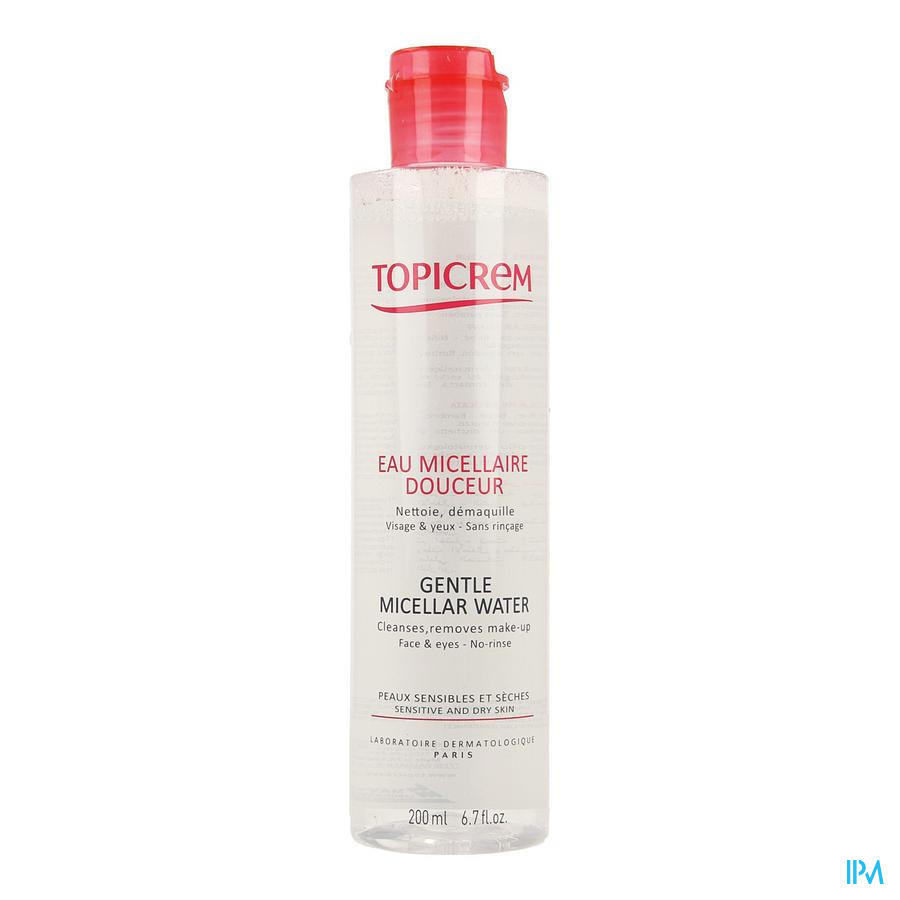 Topicrem Micellair Water 200ml