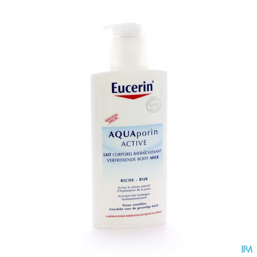 Eucerin Aquaporin Active Bodymilk Verfrissen 400 ml