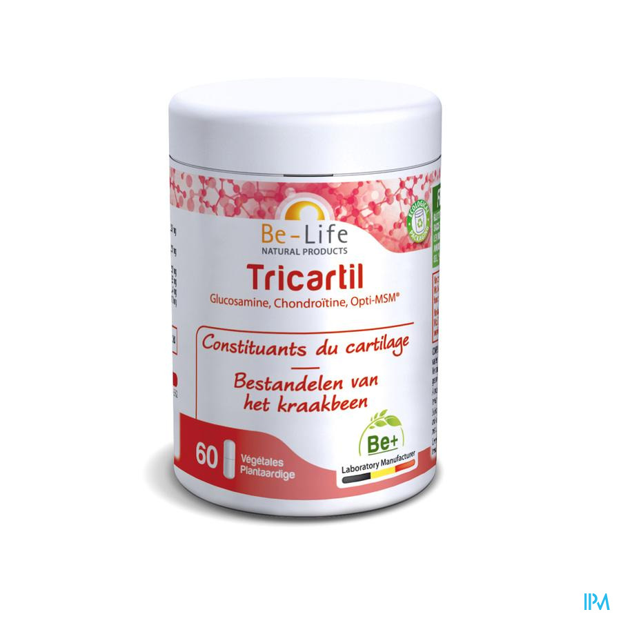 Tricartil Be Life Nf Pot Gel 60
