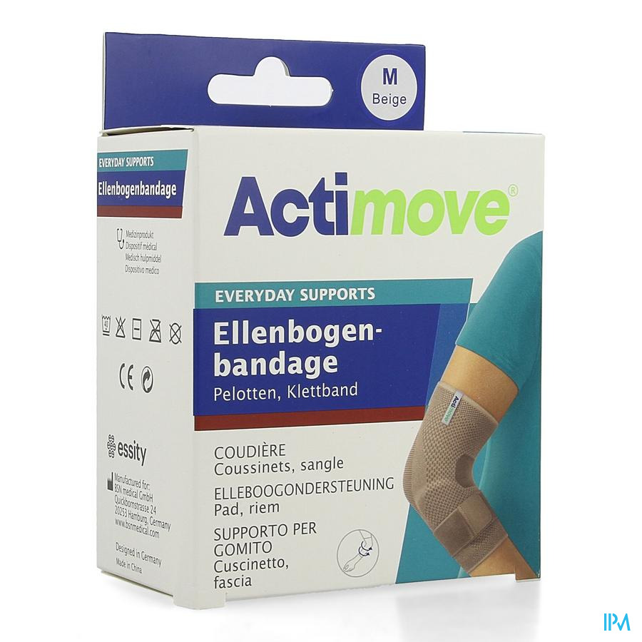 Actimove Elbow Support Strap M 1