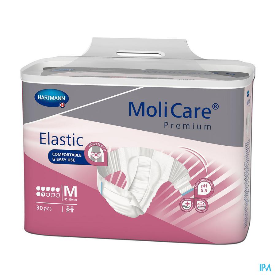 Molicare Pr Elastic 7 Drops M 30 P/s