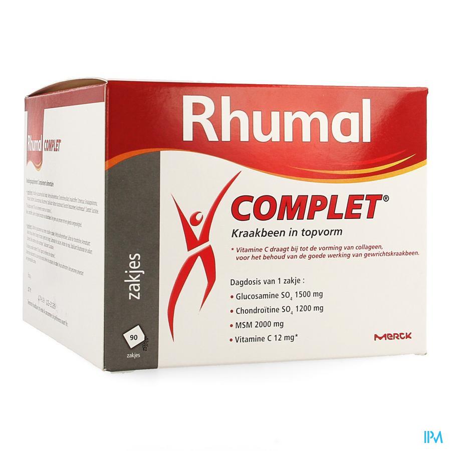 Rhumal Complet Zakje 90