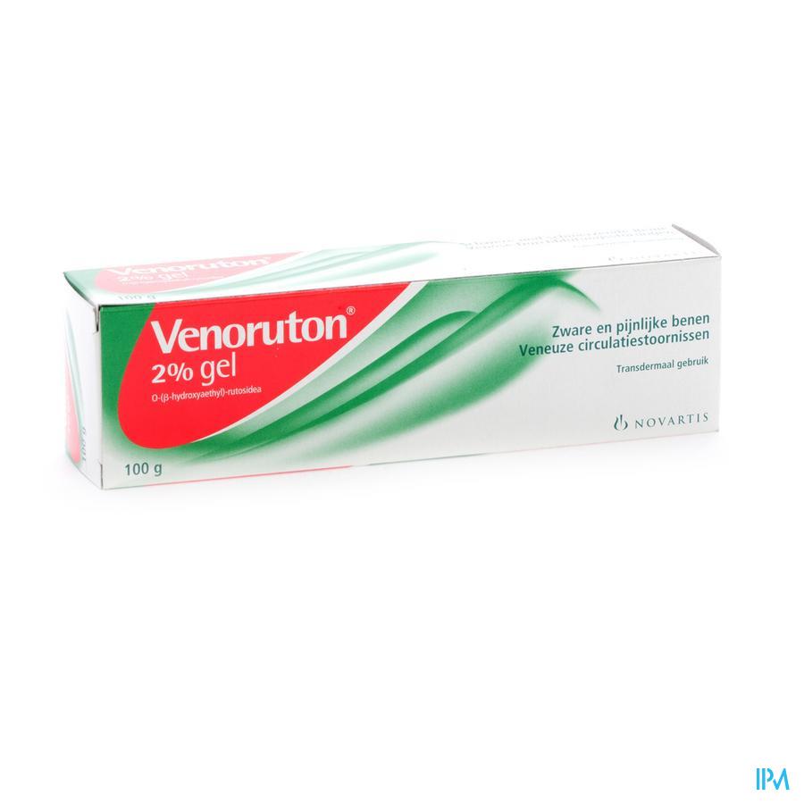 VENORUTON GEL 100 G