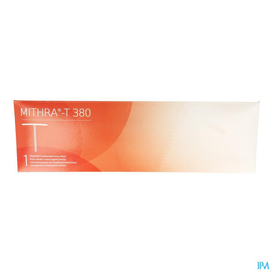 Mithra T 380 Dispositif Contraceptif