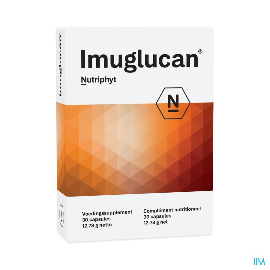 Imuglucan Caps 3x10