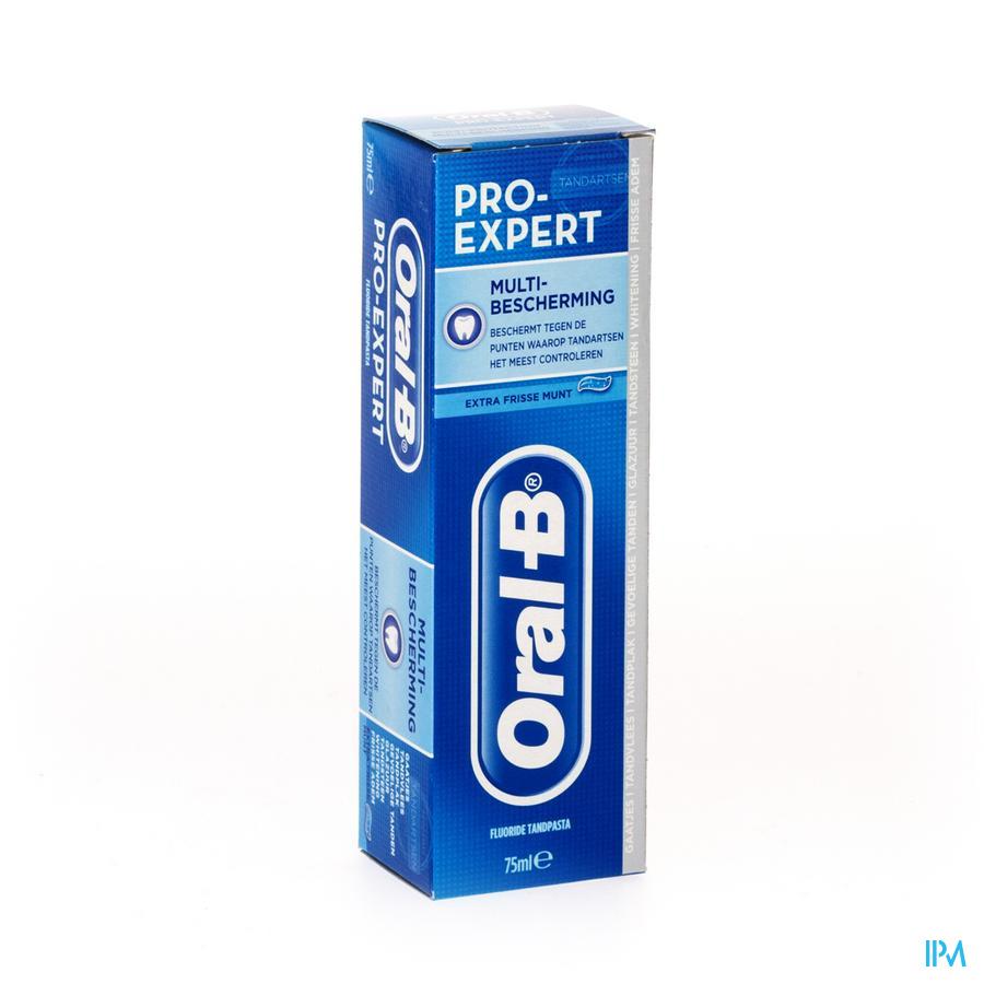 ORAL B PRO EXPERT MULTIBESCHERMING CLEAN DOUCE75ML