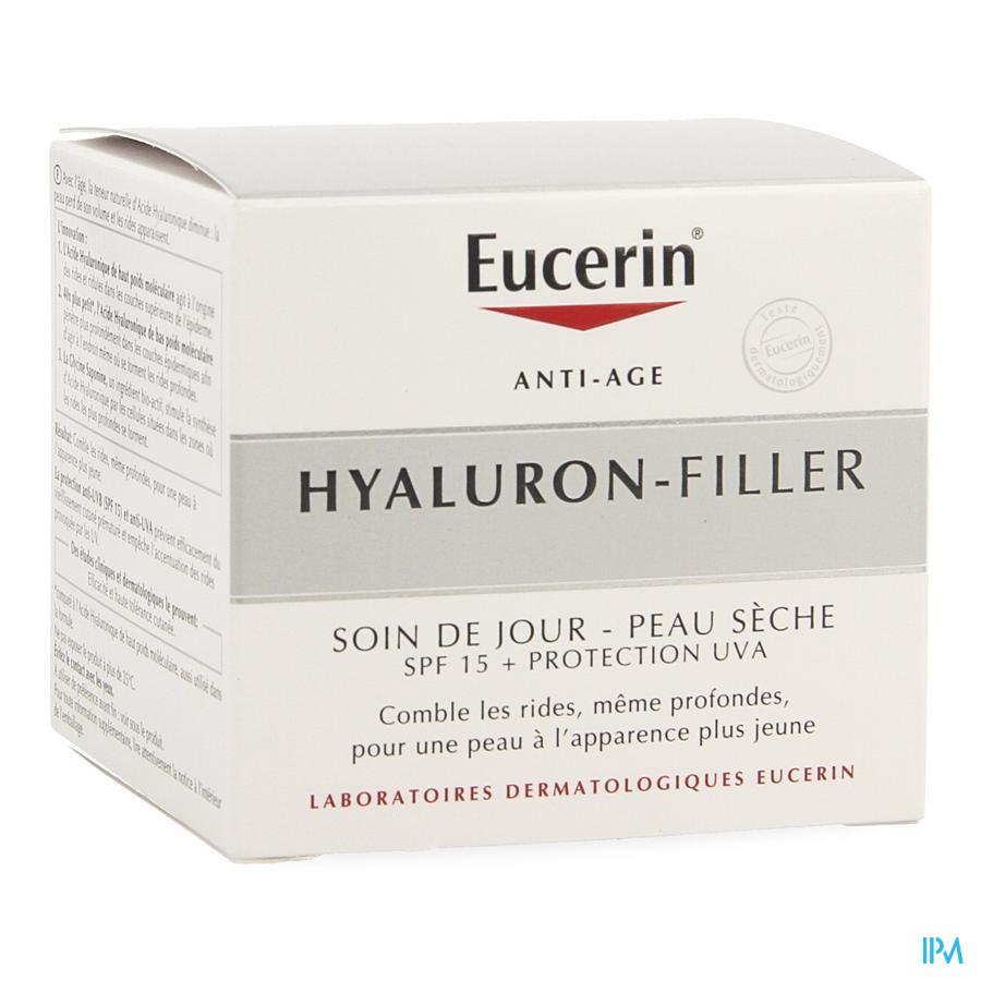 Eucerin Hyaluron Filler Creme Jour Ps 50ml