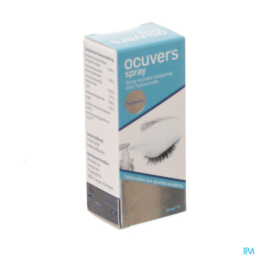 Ocuvers Spray Oculaire 15ml