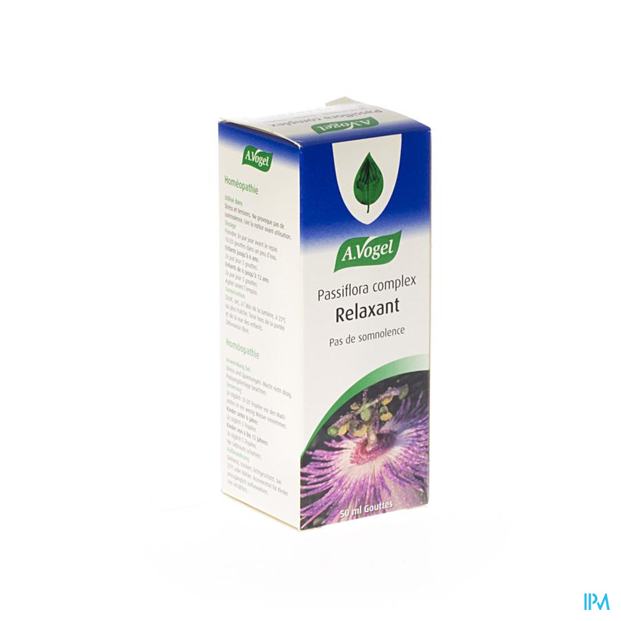Vogel Passiflora Complex Gutt 50ml