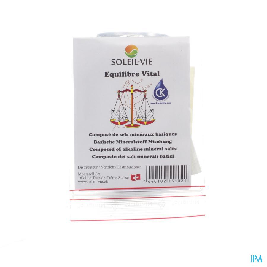 Soleil Vie Equilibre Vital Tigettes Ph 15